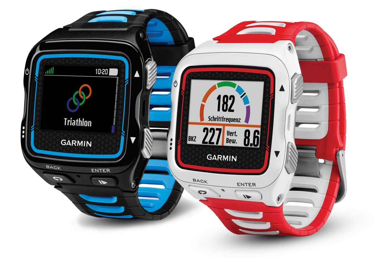 Garmin Forerunner 920XT Garmin Forerunner 920xt Naujas sportinis laikrodis - Garmin Forerunner 920xt fr920xt cover ohne2