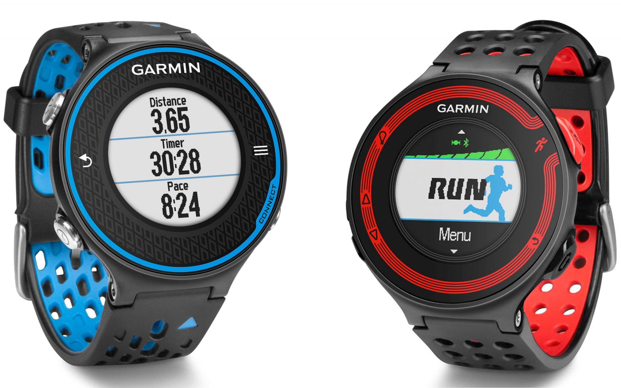 test garmin forerunner 620 220 mobil. Black Bedroom Furniture Sets. Home Design Ideas