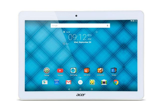 Test: Acer Iconia One