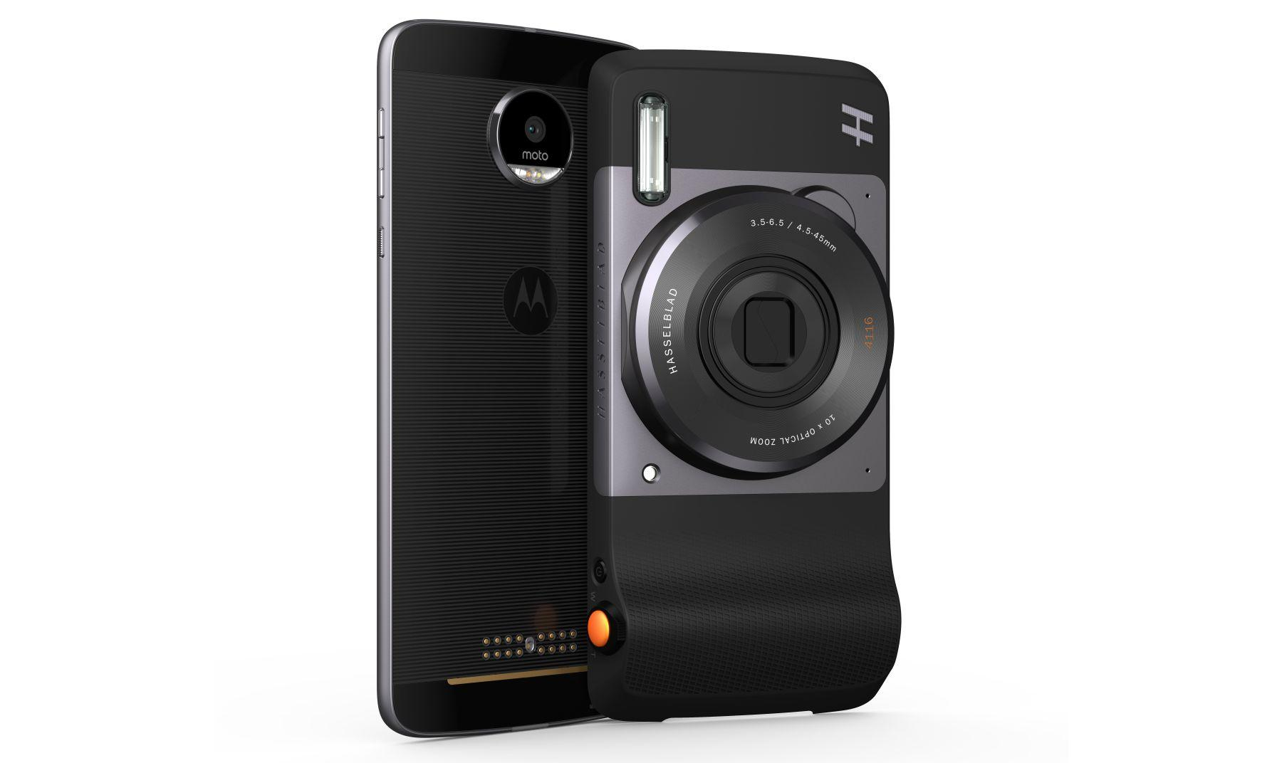 Test: Hasselblad True Zoom till Moto Z