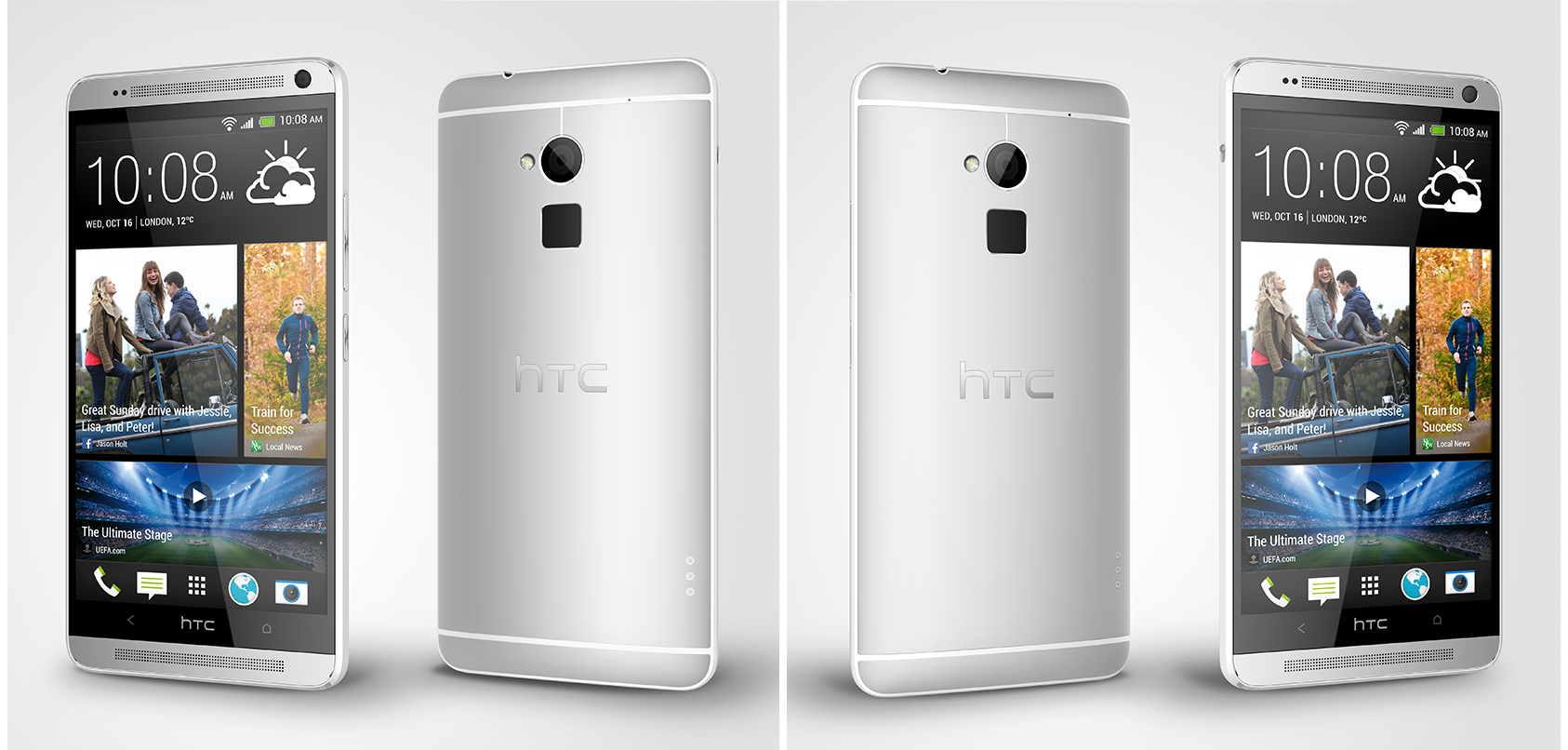 HTC One Max har lanserats