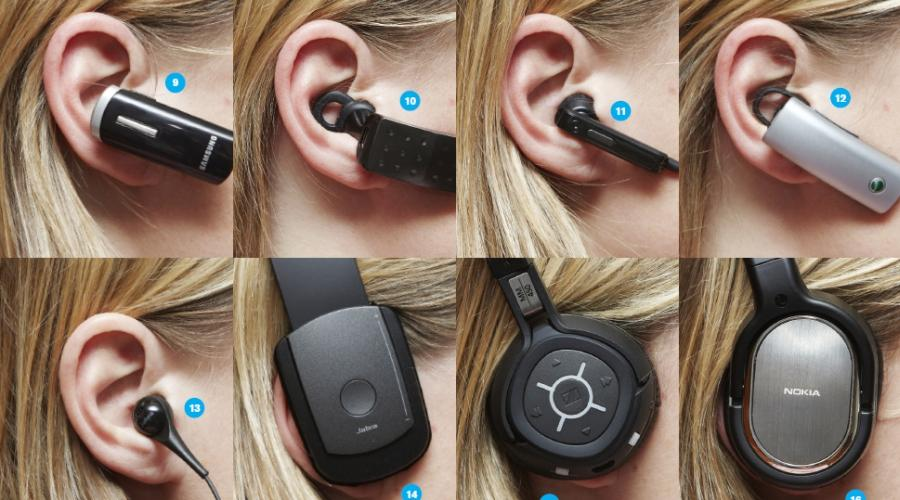 stort test av bluetooth headset mobil. Black Bedroom Furniture Sets. Home Design Ideas