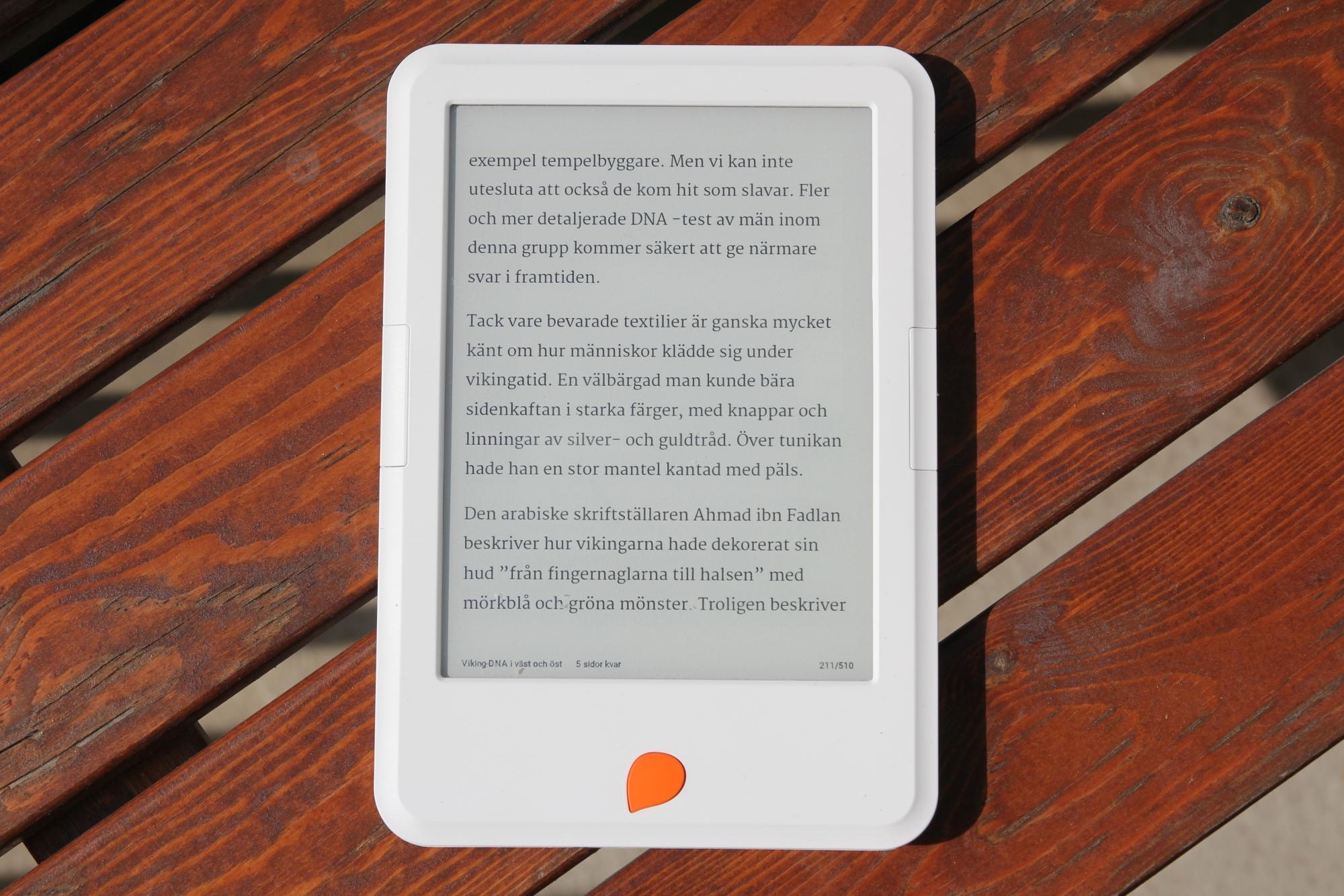 Tales of Two E-Reader Pilots: The Classroom Experience