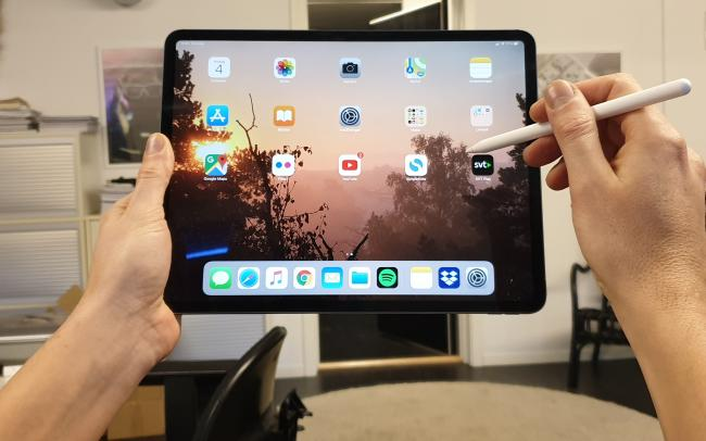 Test  Apple Ipad Pro (2018) – 12 47f8657478fcc