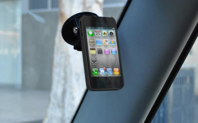 Test: The Wallee + Car Mount for Iphone 5