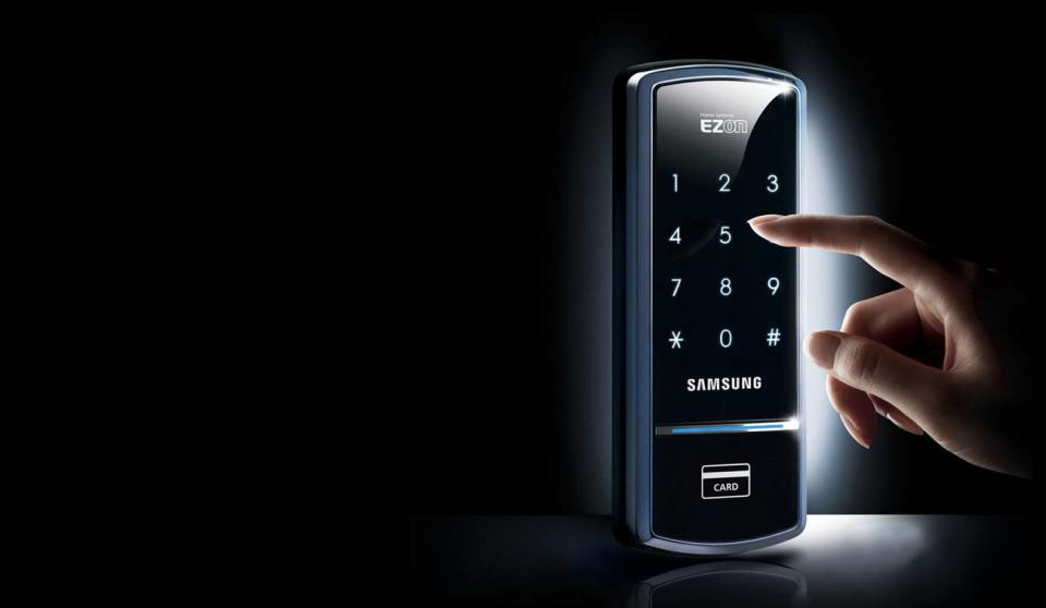 Test: Samsung SHS-1321 NFC Enabled Door Lock